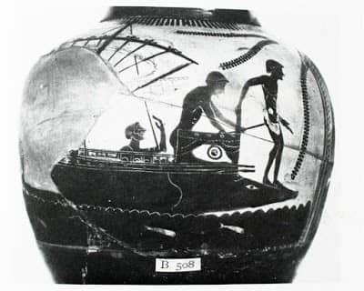 Υποθαλάσσιες Δραστηριότητες στην Αρχαία Ελλάδα και τα Πρώτα Ο.Υ.Κ.