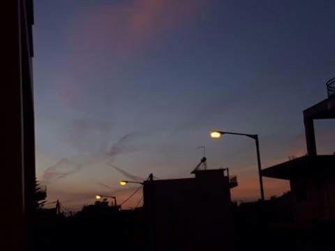 Σύννεφα… Ιπτάμενοι Δίσκοι στον Ουρανό της Καλαμάτας, ή Ολύμπια Σκάφη; (εικόνες)