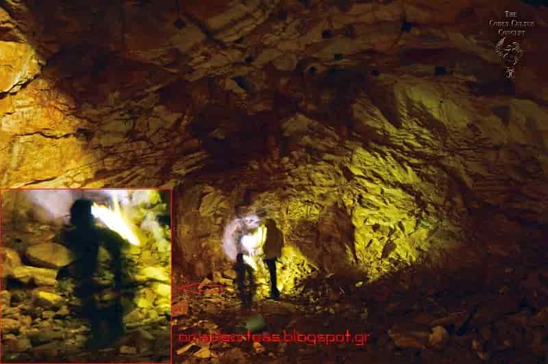Καταγραφή Απόκοσμης Μορφής στα Έγκατα του Πεντελικού Όρους (εικόνες)