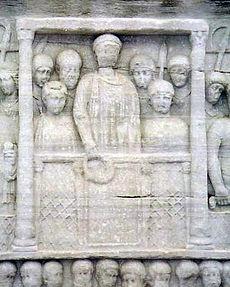 Ο αυτοκράτορας Θεοδόσιος και η Σφαγή των Θεσσαλονικέων