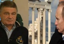 To Μήνυμα στην Ελλάδα από τον Σέρβο Dejan Lučić (σύμβουλο του Πούτιν) που Δεν Δείχνουν τα Κανάλια (video)