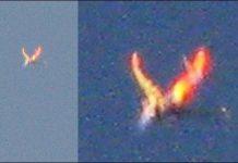 ΚΑΤΑΓΡΑΦΗΚΕ ένας ΠΥΡΦΟΡΟΣ ΑΓΓΕΛΟΣ στο ΚΟΛΟΡΑΝΤΟ κατά το Θερινό Ηλιοστάσιο; (video)