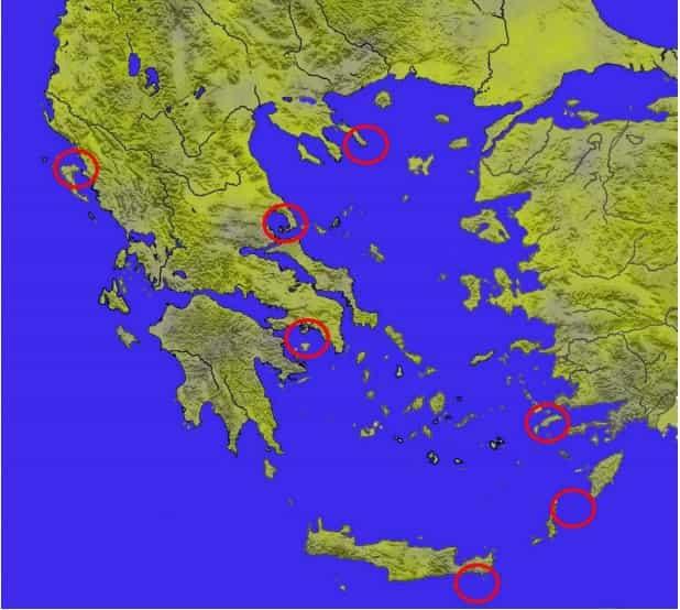 Επιθέσεις Καρχαριών στην Ελλάδα, το ιστορικό από το 492 π.Χ μέχρι σήμερα!