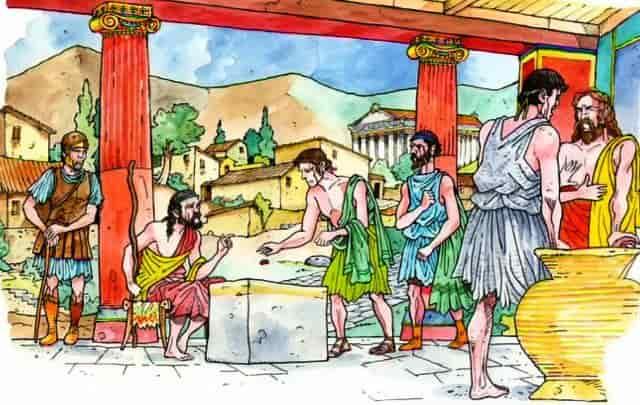 Γιατί οι Αρχαίοι Έλληνες Θεωρούσαν την Άμεση Φορολογία Προσβλητική; Ποιοι Πλήρωναν Φόρους (video)