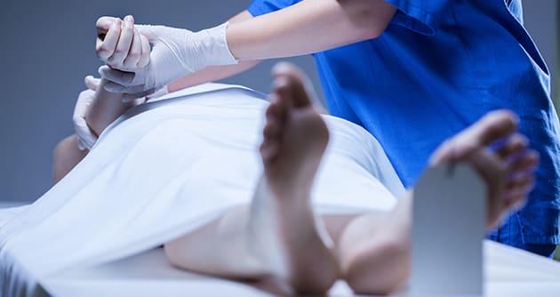 Ανάσταση Νεκρών σε Εργαστήρια