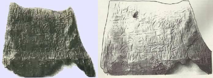 Γέννεση και η Προέλευση της Ελληνικής Γραφής