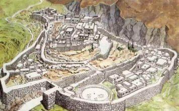 Μυκήνες: Το Παλάτι του Αγαμέμνονα