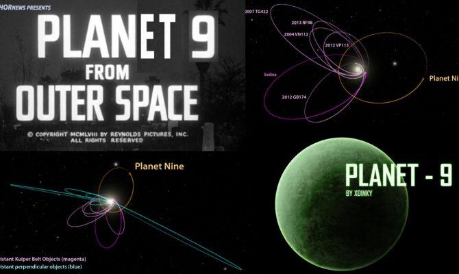 Μας ετοιμάζουν για κάτι; Η αποκάλυψη της NASA για έναν νέο πλανήτη στο ηλιακό μας σύστημα!