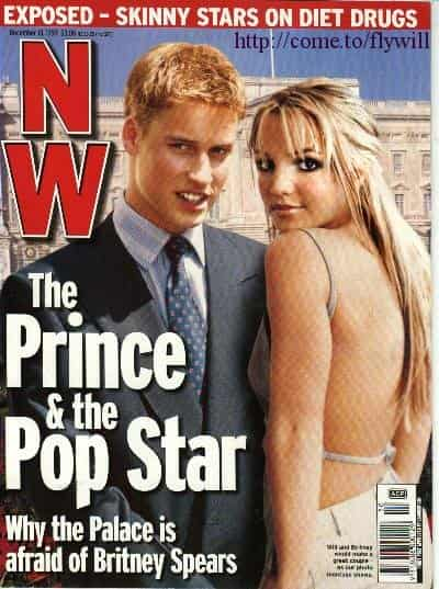 Britney Spears: Ο ΠΡΙΓΚΙΠΑΣ William ΔΕΝ είναι ΑΝΘΡΩΠΟΣ αλλά ΕΡΠΕΤΟΕΙΔΕΣ