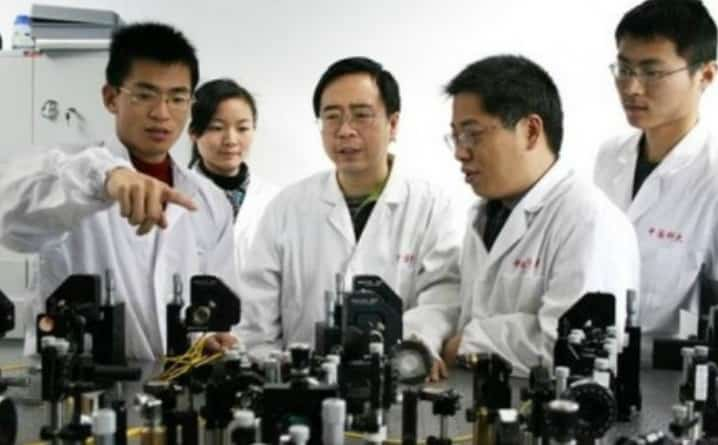 Απίστευτοι: Κινέζοι Tηλεμετέφεραν «Αντικείμενο» στο Διάστημα για Πρώτη Φορά!