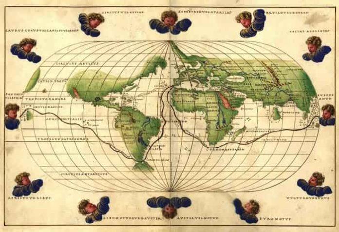 Χάρτης Μαγγελάνου