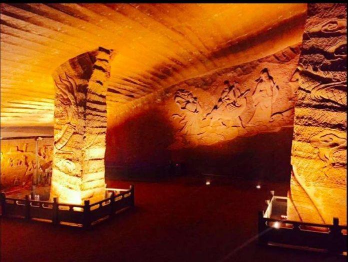 Οι Αινιγματικές Σπηλιές στην Κίνα που «Έκρυψε» η Ιστορία