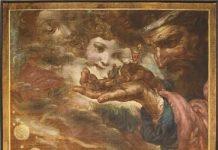 Τα πράγματα του παρόντος μπροστά στα μάτια των ανθρώπων του μέλλοντος – του Βέλγου ζωγράφου Antoine Joseph Wiertz (22 Φεβρουαρίου 1806 – 18 Ιουνίου 1865)