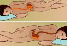 Τα Εκπληκτικά Οφέλη στην Υγεία σας ενώ Κοιμάστε από την Αριστερή Πλευρά