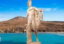 Δήλος: το νησί του Θεού Απόλλωνα