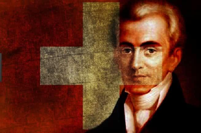 «Η Ελβετία Χωρίς τον Καποδίστρια Δεν Θα Ήταν Αυτό που Είναι», Τόσο Απλά!!!