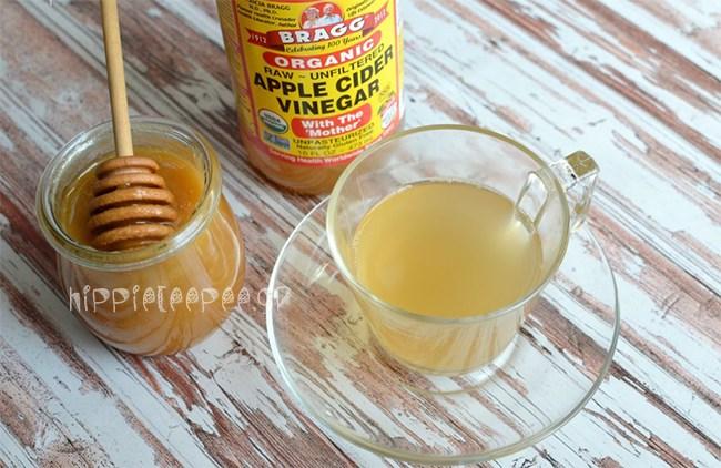 Δείτε τι θα Συμβεί στο Σώμα σας Αν Πίνετε Μηλόξυδο και Μέλι με Άδειο Στομάχι κάθε Πρωί