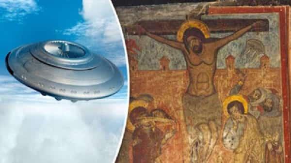 Εξωγήινοι ήταν Παρόντες κατά τη Διάρκεια Σταύρωσης (video)