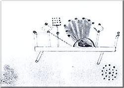Διαστημικό Όχημα στις Βραχογραφίες του Παγγαίου;