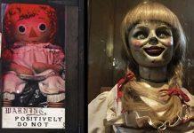 Η Αληθινή Ιστορία της Κούκλας Annabelle (video)