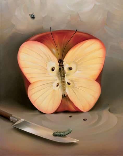 Αυτό που Είδες Πρώτα στη Φωτογραφία Αποκαλύπτει τον Υποσυνείδητο Φόβο σου. Τι είδες πρώτα;
