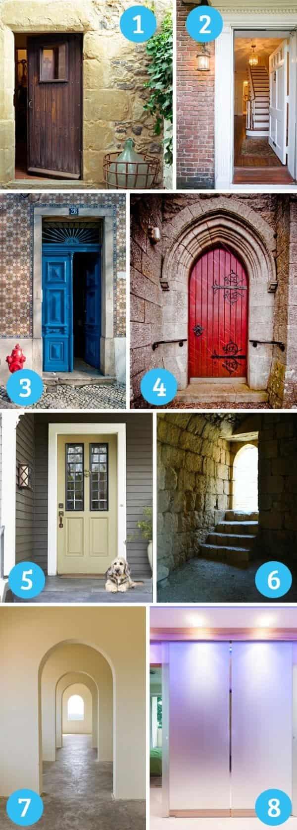 Το ΤΕΣΤ με τις πόρτες: Ποια θα διάλεγες και τι Σημαίνει για την Προσωπικότητά σου και το Μέλλον σου