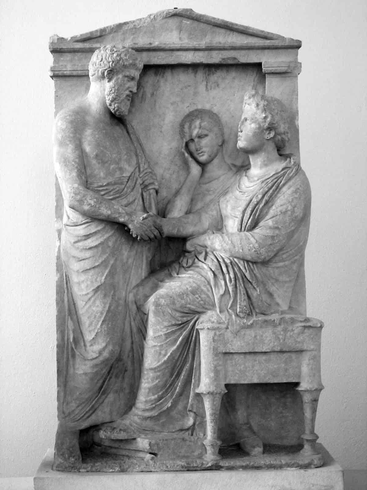 Η Χειραψία στην Αρχαία Ελλάδα