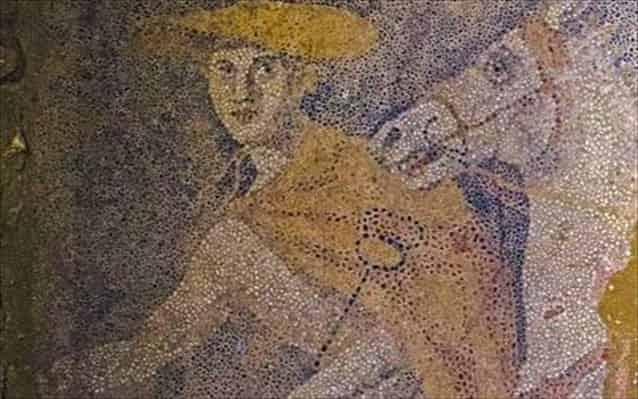 Αμφίπολη - Καυσία