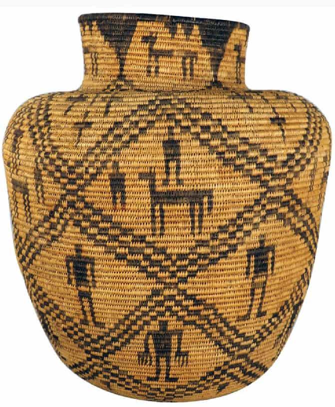 Αυτά τα Αγγεία των Ινδιάνων Απάτσι με Αρχαία Ελληνικά Σχέδια ΕΧΟΥΝ ΚΑΤΙ ΠΟΥ ΛΙΓΟΙ ΠΑΡΑΤΗΡΗΣΑΝ !!!