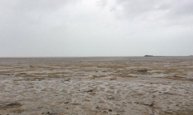 Ο Ωκεανός εξαφανίστηκε στις Μπαχάμες!!! Κρύβουν Κάτι για τον τυφώνα;