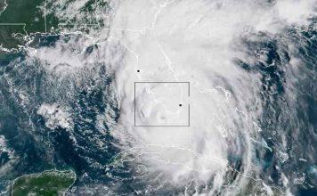 Πόσο Μεγάλος είναι ο Τυφώνας ΙΡΜΑ