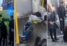 EKTAKTO! Έκρηξη στο Μετρό του Λονδίνου