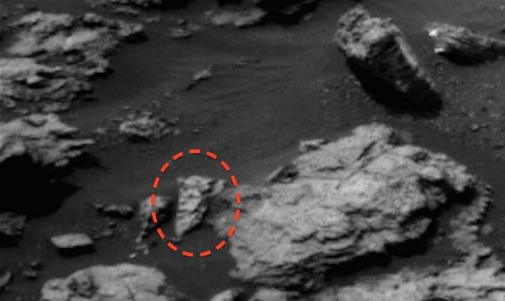Ο Πάνας στον Άρη