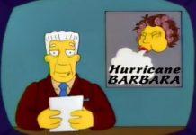 «Πρόβλεψαν» οι Simpsons τον Τυφώνα Ίρμα από 20 χρόνια;!!! (video)