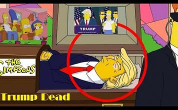 ΕΙΝΑΙ «ΚΟΝΤΑ» ο... ΘΑΝΑΤΟΣ του ΤΡΑΜΠ; Τι «Βλέπουν» οι Simpsons (video)