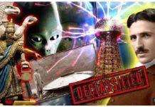 Αλκυόν Πλειάδες 63: Αποχαρακτηρισμός ΑΤΙΑ και Εξωγήινων, Σατανισμός-Βατικανό, Άνθρωποι στα Μαύρα