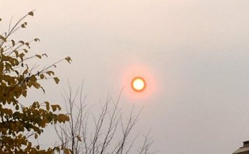 Ο Ήλιος Έσβησε κατά τη Διάρκεια της Ημέρας