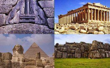 Έτσι Έχτιζαν οι Αρχαίοι τις Μεγαλιθικές Κατασκευές