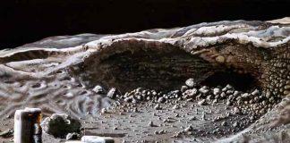 Βρήκαν «Είσοδο» 50 χλμ για το «Εσωτερικό» της Σελήνης !!! (εικόνες)