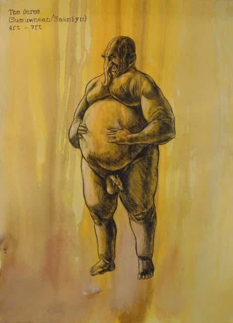 Richard Shaver: Οι Υποχθόνιες Φυλές Deros και Teros