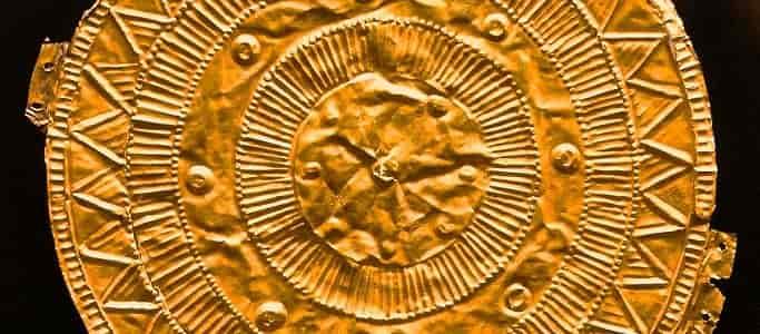 Αρχαίοι Έλληνες στην Υπερβόρεια !!! Ο Χρυσός Δίσκος του Moordorf με τις Απίστευτες Γνώσεις των Μινωιτών!!!