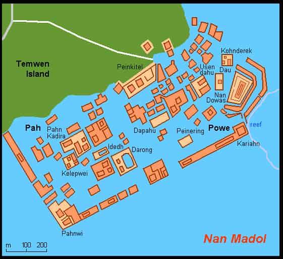 Η Αρχαία Πόλη Nan Madol Βρίσκεται στην Μικρονησία ΧΤΙΣΤΗΚΕ ΟΠΩΣ Η ΘΗΒΑ αλλά ΑΥΤΟ που Δεν Φαντάζεστε είναι ότι...