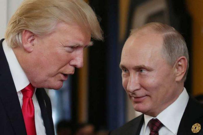 Τραμπ-Πούτιν