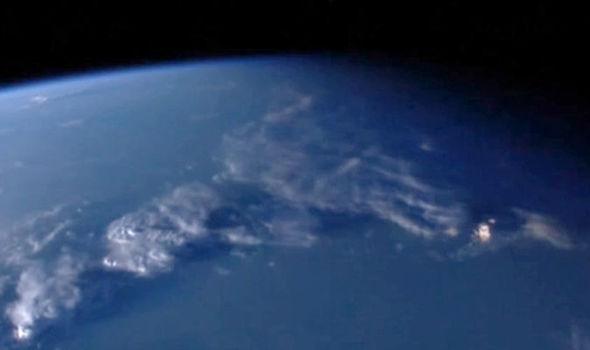 Εντοπίστηκε Ιπτάμενη Πόλη αρκετών χιλιομέτρων σε video της NASA;
