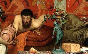 Γιατί οι αρχαίοι Έλληνες έβαζαν νερό στο κρασί τους;
