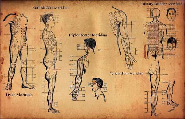 Επιστημονική Έρευνα Κατέληξε ότι Υπάρχουν Ενεργειακοί Μεσημβρινοί στο Ανθρώπινο Σώμα