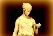 Θεά Εστία: Η Μυστική Ερμηνία που Λίγοι Γνωρίζουν