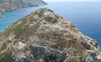 Οταν οι άλλοι ζούσαν στις σπηλιές… ΚΕΡΟΣ: Τεράστια Πυραμίδα 4000 ετών και Συγκρότημα Αποστραγγιστικών Σηράγγων Ανακαλύφθηκαν!!!