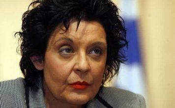 Κανέλλη: «Αν δεν ικανοποιηθεί το ΝΑΤΟ με τα Σκόπια θα έρθει αίμα στα Βαλκάνια» Διαβάστε όλο το άρθρο: http://www.tilestwra.com/kanelli-den-ikanopiithi-nato-ta-skopia-tha-erthi-ema-sta-valkania/