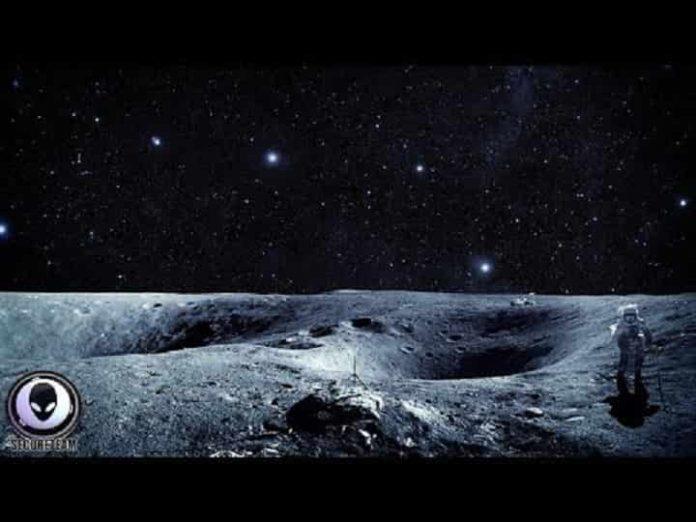 Γιγάντια Αντικείμενα περικυκλώνουν το Φεγγάρι (video)